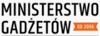 Ministerstwo Gadżetów_logo